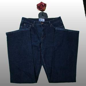 Levi's Signature Jeans At Waist Bootcut Misses 14L